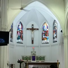 Photo taken at Church of St Anthony by Prince Aaron Shuichi W. on 12/7/2014