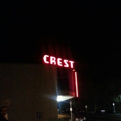 Photo taken at Crest Cinema Centre by John T. on 3/11/2013