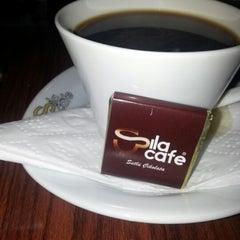 Photo taken at Sıla Cafe by Evrim E. on 12/2/2012