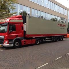 Photo taken at Albert Heijn by Robin K. on 10/6/2014
