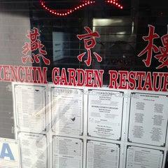 Photo taken at Yenchim Garden Restaurant by Victor R. on 12/24/2012