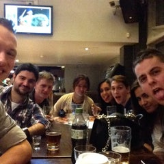 Photo taken at Leeds Beckett Student Union (City Campus) by Yigit C. on 10/9/2014