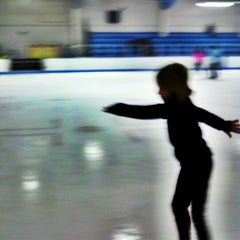 Photo taken at Charles Moore Arena by Andrew B. on 9/22/2012