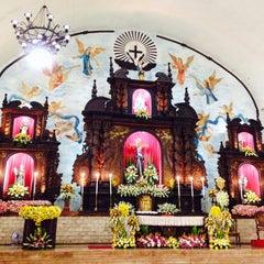 Photo taken at Santuario de San Pedro Bautista Parish by Dette A. on 2/8/2015