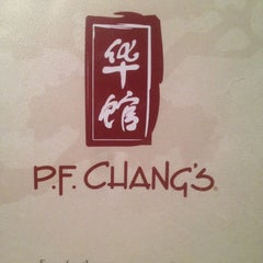 Photo taken at P.F. Chang's by Amelia K. on 3/10/2013