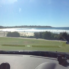 Photo taken at Mollymook Golf Club by Simon T. on 7/8/2013