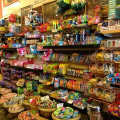 Photo taken at Big Top Candy Shop by brooklyn on 5/28/2013