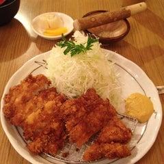 Photo taken at Katsu-Hama by Bonnie C. on 11/7/2012
