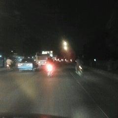 Photo taken at Jalan Raya Lenteng Agung by Dandun W. on 9/28/2012