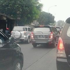 Photo taken at Jalan Raya Lenteng Agung by Dandun W. on 11/3/2012