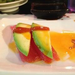 Photo taken at Shogun Sushi by Melissa S. on 1/12/2013