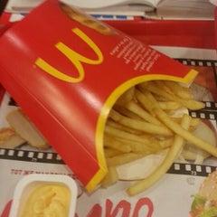 Photo taken at McDonald's by Dmitriy C. on 12/6/2012
