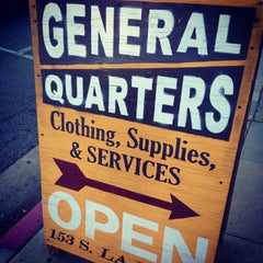 Photo taken at General Quarters by Jack C. on 9/30/2013