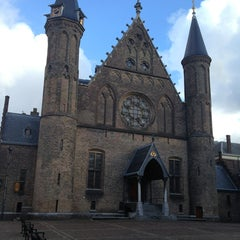 Photo taken at Ridderzaal by Hans v. on 1/1/2013