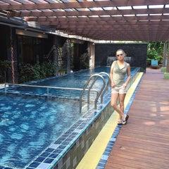 Photo taken at Baramee Hip Hotel Phuket by Олег И. on 12/20/2014