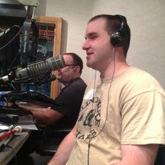 Photo taken at 98 Rock (WIYY-FM) by Louie G. on 4/23/2013