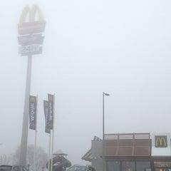 Photo taken at McDonald's by Sebastian on 12/19/2012