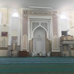 Photo taken at Masjid Al-Hidayah by Banker on 6/22/2015