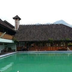 Photo taken at Kampung Sumber Alam by Septian R. on 3/3/2013