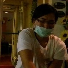 Photo taken at Sabai Thai massage by Pu C. on 11/28/2014