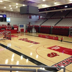 Photo taken at Carnesecca Arena by Michele C. on 12/6/2012
