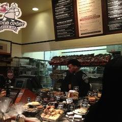 Photo taken at Corner Bakery Cafe by Mailene G. on 2/18/2013