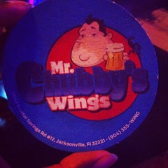 Photo taken at Mr. Chubby's Wings by Donyelle H. on 10/22/2013