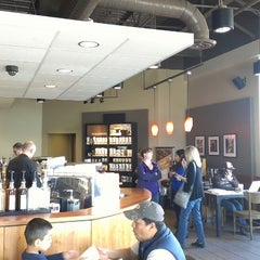 Photo taken at Starbucks by Gabe G. on 2/15/2013