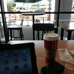 Photo taken at Starbucks by Craig W. on 11/10/2013