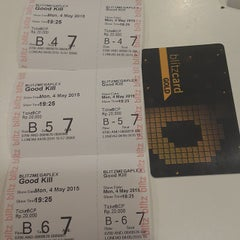 Photo taken at blitzmegaplex by etri28 on 5/4/2015