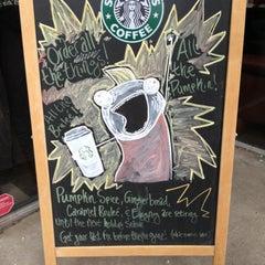 Photo taken at Starbucks by Megan D. on 2/7/2013