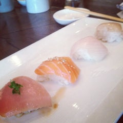 Photo taken at SUGARFISH | Downtown LA by The Minty .. on 1/25/2013
