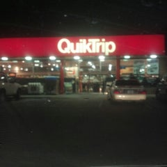 Photo taken at QuikTrip by Kelly C. on 12/31/2012
