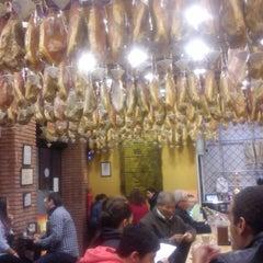 Photo taken at Restaurante La Cueva by Евгений Б. on 12/5/2013