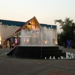 Photo taken at CentralPlaza Chiangmai Airport (เซ็นทรัลพลาซา เชียงใหม่ แอร์พอร์ต) by Arseniy K. on 3/1/2013