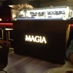 Photo taken at Magia by Zach K. on 4/13/2013
