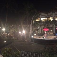 Photo taken at Grand Nikko Bali by Fahad F. on 9/25/2015