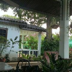Photo taken at Sabai Resort by Sheila D. on 5/17/2014