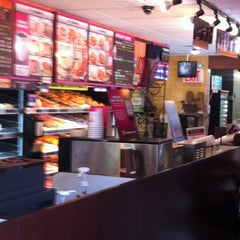 Photo taken at Dunkin' Donuts by EJ E. on 6/22/2013
