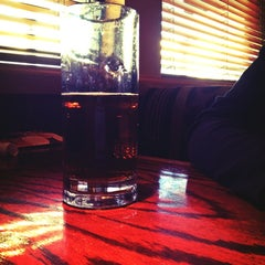 Photo taken at Red Robin Gourmet Burgers by Kristin L. on 12/27/2012