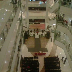 Photo taken at Pluit Village by Agus C. on 11/17/2012