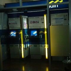 Photo taken at Bank Mandiri by Dimmas R. on 1/19/2013