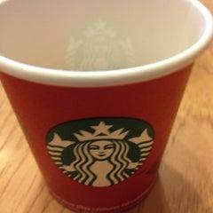 Photo taken at Starbucks by Christine N. on 12/14/2012