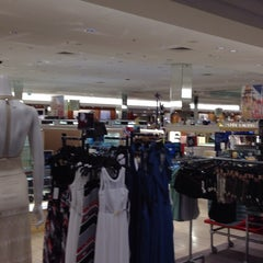 Photo taken at Macy's by Marco G. on 5/23/2014