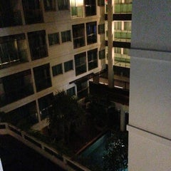 Photo taken at Sunshine Hotel & Residences by Marie R. on 5/4/2013