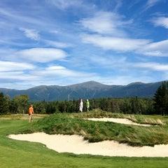 Photo taken at Mount Washington Resort Golf Club by Matt H. on 8/30/2014