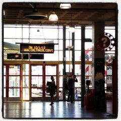 Photo taken at San Francisco Caltrain Station by Paula A. on 9/27/2012