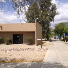 Photo taken at Paradise Valley Community College by Mossman $. on 4/9/2013