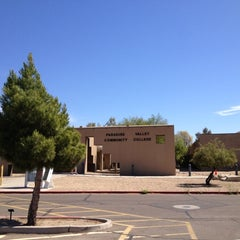 Photo taken at Paradise Valley Community College by Mossman $. on 4/11/2013