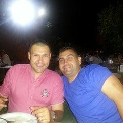 Photo taken at Hidden Wall Restaurant by Filiz G. on 6/14/2013